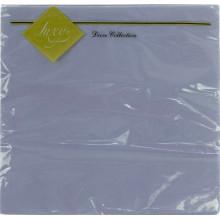 Серветки столові ТМ Luxy 3-х шарові 20 шт фіолетові (15)