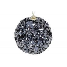 Куля 10 см опівнічний синій (1) (12) №182-172 Bonadi