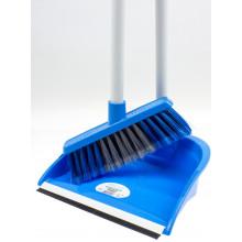Совок и щетка Dust Set, синий (12) №AF201
