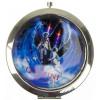 Дзеркало кругле Знак зодіаку складене зі збільшувачем в коробці 70х7 мм (1) (200) №GP-12