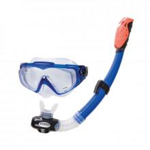 Набір для плавання: маска,трубка,від 14 років (18) КІ №55962