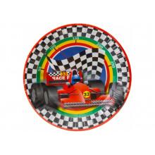 Набір тарілок паперових Racing 6 шт 17,78 см (24) MX44373