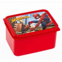 Ланч бокс пластиковый Herevin Disney Spiderman герметичный 161853-130/54585