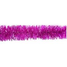 Гирлянда 20 мм (Украина) (розовая)