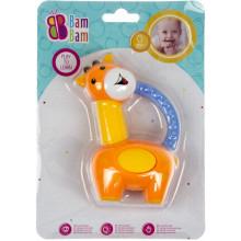 Брязкальце Baby bam Лось 414257