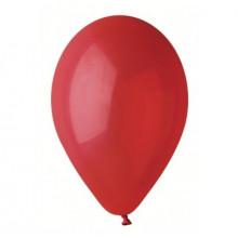 Кулька повітряна 21 см/8 червона Gemar (100) A80/80451