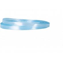 Стрічка сатин 0,5 смх22м блакитна №MX62152-70
