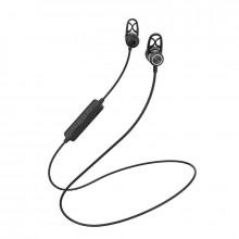 Наушники вакуумные HOCO ES14 bluetooth, stereo гарнитура black, микрофон беспроводные