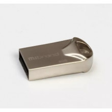 Флеш-пам`ять 16GB Mibrand Hawk USB 2.0 silver 0670