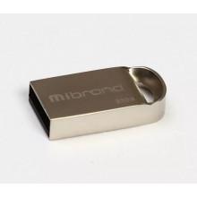 Флэш-память 32GB Mibrand LynxUSB 2.0 silver №0884