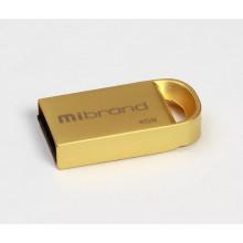 Флеш-пам`ять 4GB Mibrand LynxUSB 2.0 gold 0894