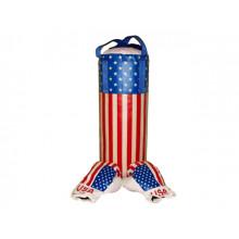 Боксерський набір Danko Toys Америка великий
