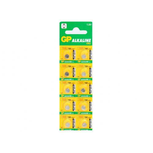 Батарейка GP 164F-U10/10bl (G1) (10) (250)