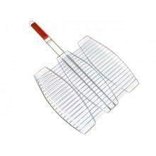 Решітка-гриль Stenson для риби потрійна 65 х40х36см (24) №МН-0089