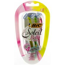 """Станок одноразовый """"Biс Soleil Bella"""" на упаковке (3)"""