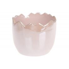 Кашпо 12 см розовое Bonadi (2) №739-708