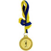 Медали I место 4,4 см (100) №В23460