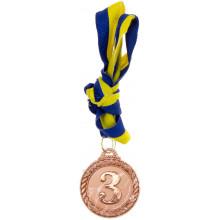 Медали 3 место 4,4 см (100) №В23462