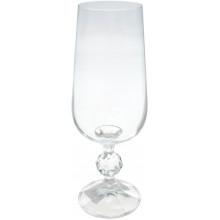 Бокал стекло Bohemia Claudia 280 мл шампанское №85466