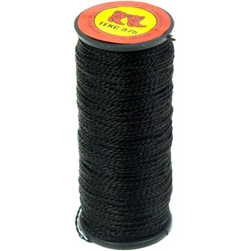 Нитки капроновые черные (375-2) (10) (500) №91732