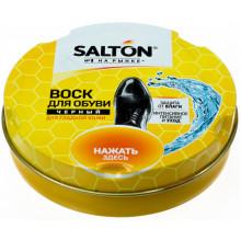 Віск Salton для взуття з норковим маслом чорний 75 мл №0129/4775/18