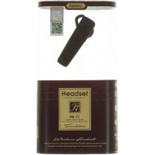 Bluetooth + гарнитура Remax RB-T7 black беспроводная