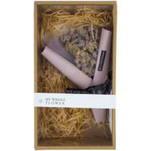 Букет із сухоцвітів In Box #5