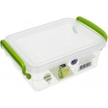 Контейнер для пищевых продуктов 0,55 л с ручками 11х15,5х6 см №NP-51/0174