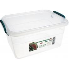Контейнер для пищевых продуктов 3,5 л с ручками 17,8х25х12,4 см (30) №NP-55/0549
