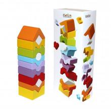 Игрушка деревянная Пирамидка LD-11/14996