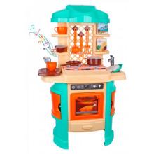 Кухня пластиковая Технокомп (3) №5637