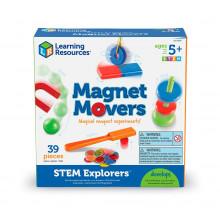 Игра развивающая Learning resourses Kiddisvit Эксперименты с магнитами №LER9295
