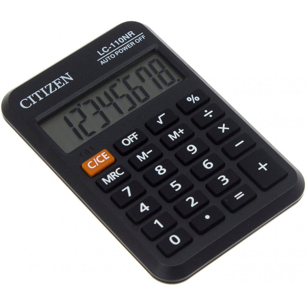 Калькулятор Citizen №LC110 NR