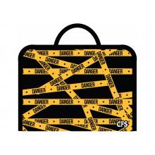 Портфель CoolForSchool А3 пластиковый на липучке Traffic (20) №CF30003-04