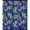 Тетрадь A4 96 листов клетка Yes Etta Vee матовый ВДЛ + софт-тач + фольга золото (3) №891473