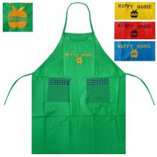 Фартух тканинний з кишенею Happy home 25х20 см (1) (12) R84963