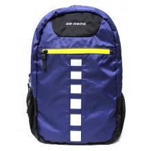 Рюкзак Dr.Kong ортопедична спинка, 2 відділення, 1 кишеня темно-синій L (10)  Z1300100/970605