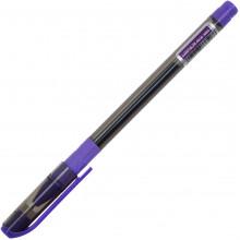 Ручка гелевая Hiper Ace Gel 0,6 мм фиолетовая (10) (100) №HG-125