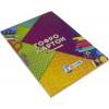 Картон кольоровий А4 7 аркушів Гофрований Тетрада (10)