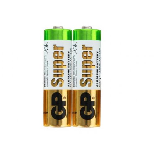 Батарейки GP GP24AEB-2S2 LR-03 пленка 2 шт (20) (100) (500)