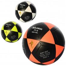 Мяч футбольный 390-410 г, размер 5, 5 цветов, ламинированный, в пакете (30) №MS1773