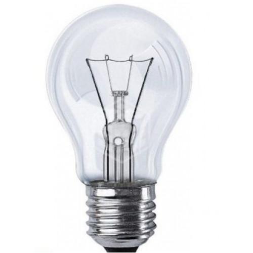 Лампа ЛОН Искра A50 60 Вт Е27 гофра (1) (100)