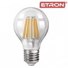 Лампа Etron Filament Power прозрачное стекло LED 1-EFP-150 G45 6Вт 4200K Е27 (10)
