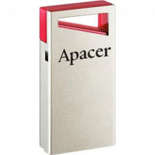 Флеш-память 64GB Apacer AH112 USB2.0 red 3470