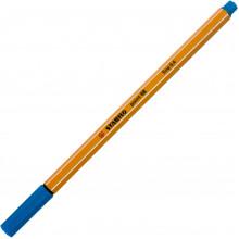 Файнлайнер Stabilo 88 0,4 мм light blue/светло-голубой (10) №31