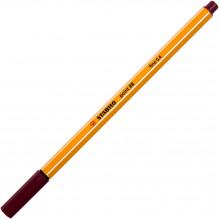 Файнлайнер Stabilo 88 0,4 мм purple/фиолетовый (10) №19