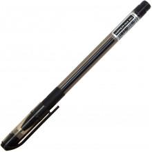 Ручка гелевая Hiper Ace Gel 0,6 мм черная (10) (100) №HG-125