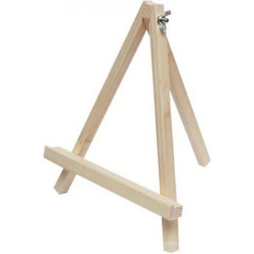 Мольберт сувенірний дерев'яний настільний 18 х18х21см GPT50045751/2986