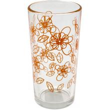 Стакан стекло Flower Галерея 200 мл mix 86003778/86004020
