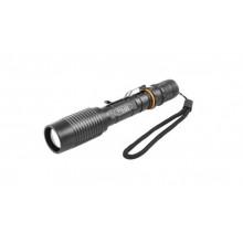 Фонарь на аккумуляторе металлический Police зарядное устройство от сети zoom №BL-2804S-T6